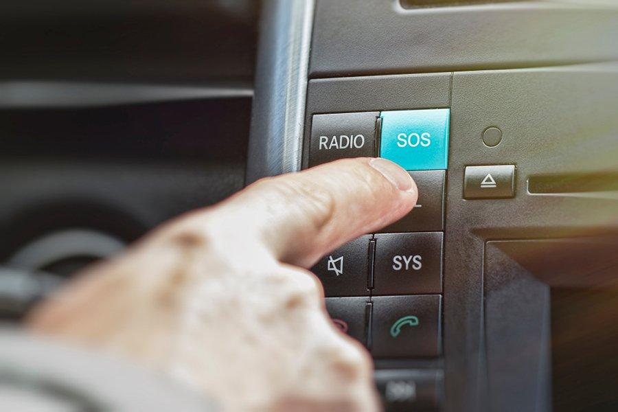 eCall Sistema de seguridad para autos | garantiaplus.com.ar
