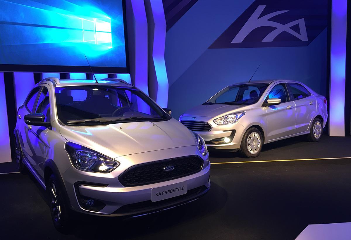Presentan el restyling del Ford Ka | Garantia Plus