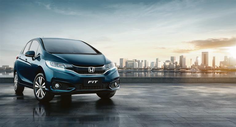 Fit: Llega el compacto de Honda totalmente renovado | Garantia Plus