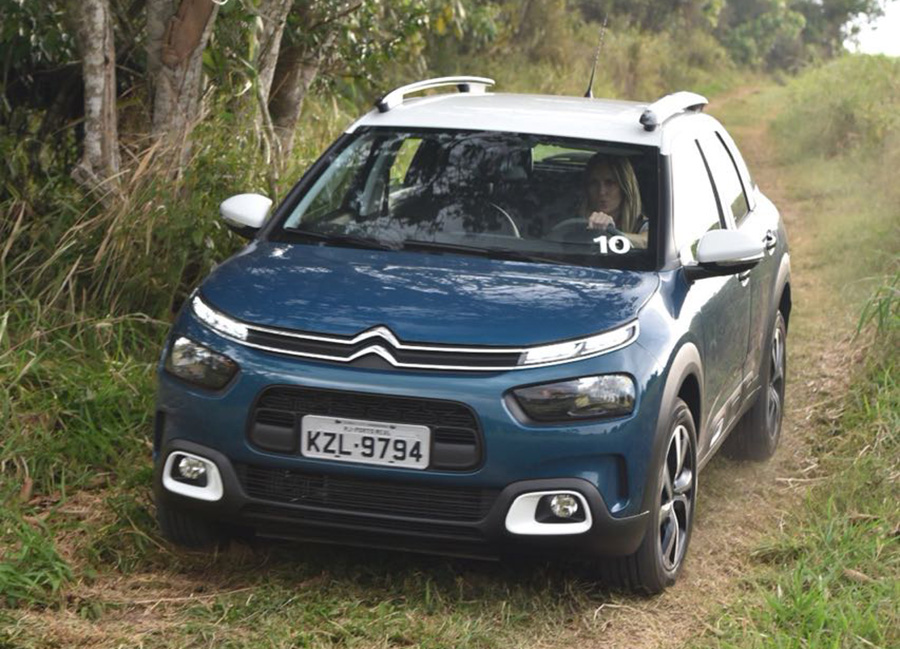 Crítica al nuevo Citroën C4 Cactus, versión Mercosur | Garantia Plus