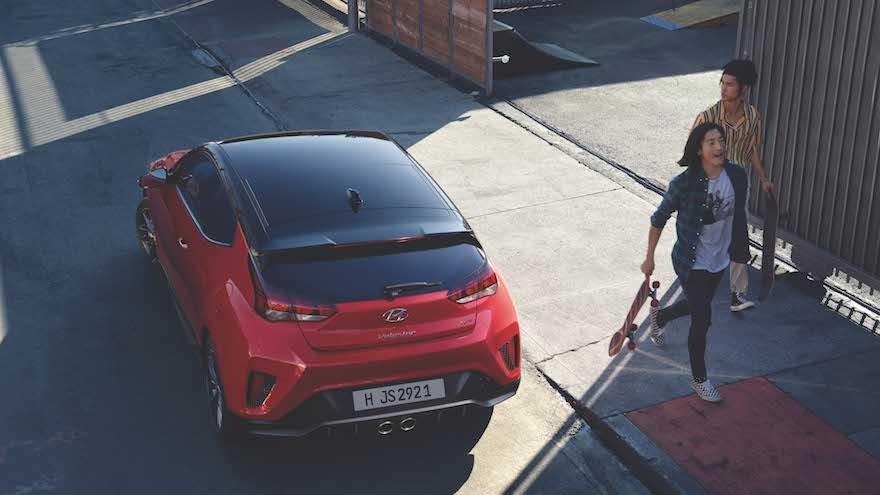 Hyundai confirmó modelos y versiones del nuevo Veloster | Garantia Plus
