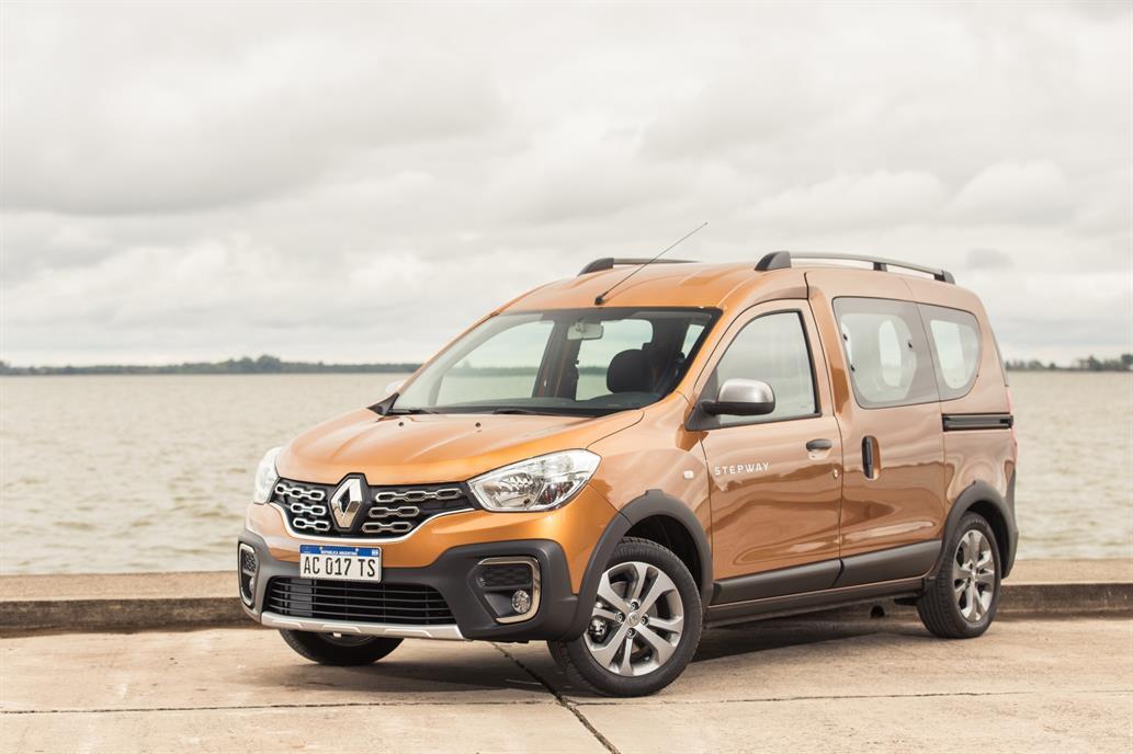 Renault Kangoo Stepway, familiar y multipropósito | Garantia Plus