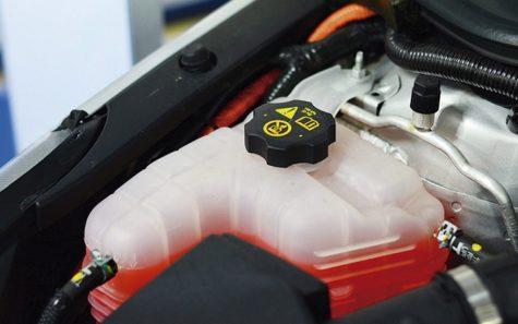 La importancia del líquido refrigerante | garantiaplus.com.ar