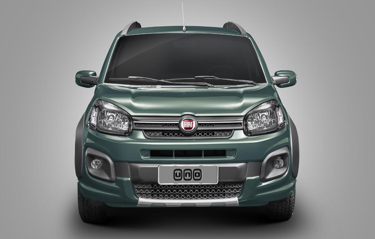 Lanzamiento: Fiat Uno Way | Garantia Plus