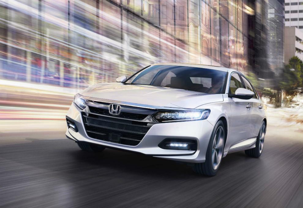Honda Accord: llega la décima generación | Garantia Plus
