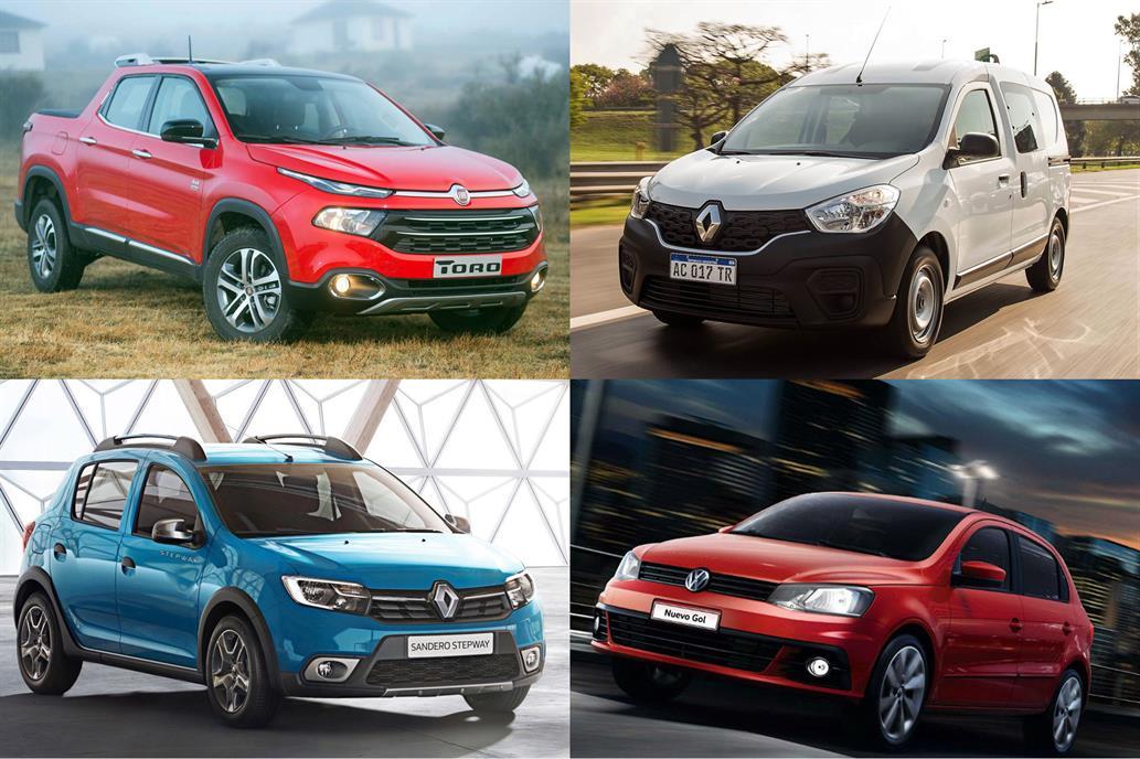 Cuáles son los autos que resisten la crisis y cuáles los que más caen | Garantia Plus