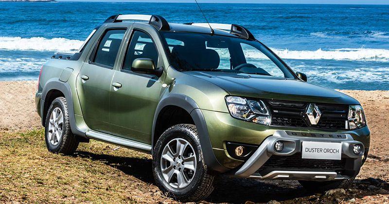 Renault lanzó nueva versión Oroch 4x4 | Garantia Plus