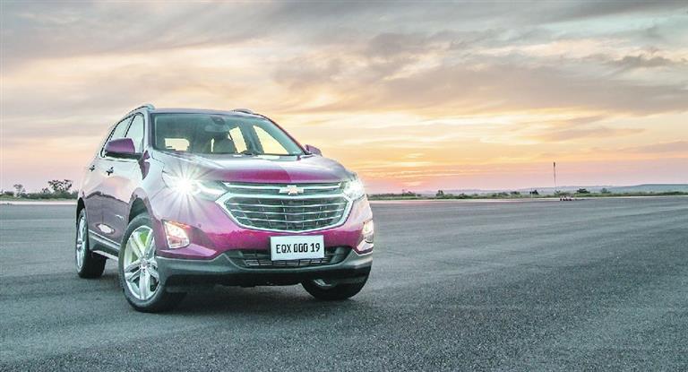Chevrolet Equinox: Llegó el nuevo SUV mediano | Garantia Plus