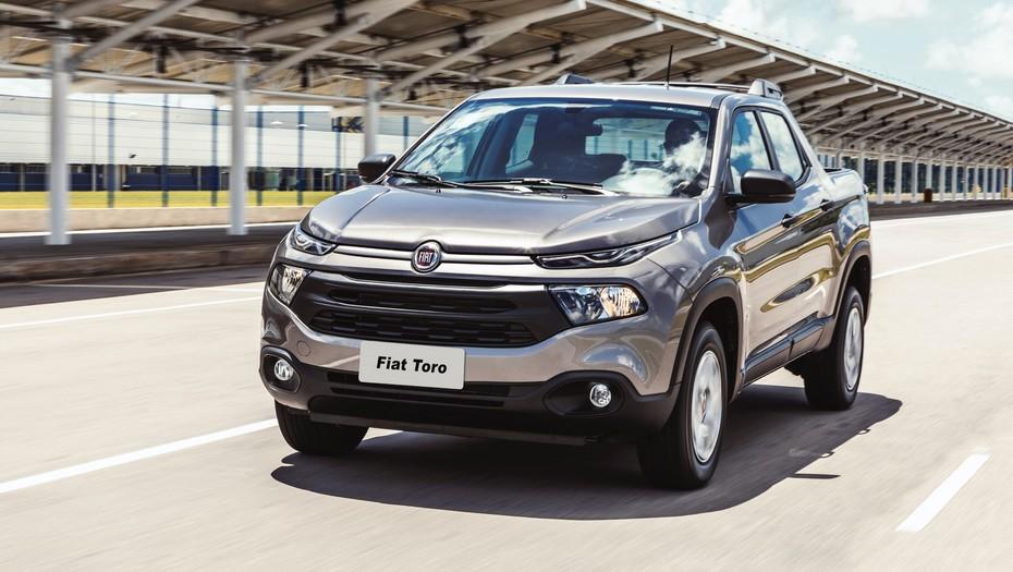 Fiat Toro: ya está lista la versión naftera que llegará en noviembre | Garantia Plus