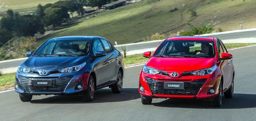 Toyota y el nuevo Yaris 2019 | Garantia Plus