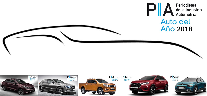 Premios PIA: Estos son los mejores autos 2018 | Garantia Plus