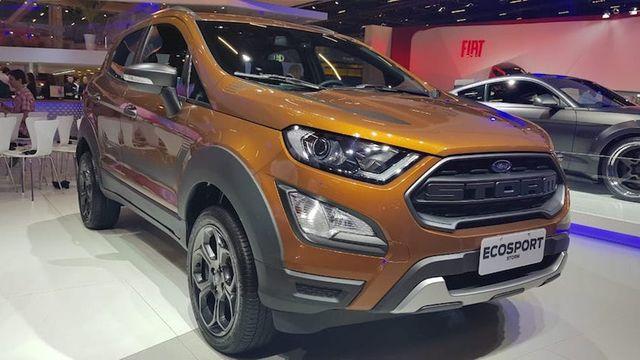 Ford lanza la nueva Ecosport Storm, una versión más aventurera | Garantia Plus