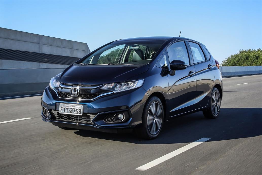 Honda Fit: mucho espacio en poco envase | Garantia Plus