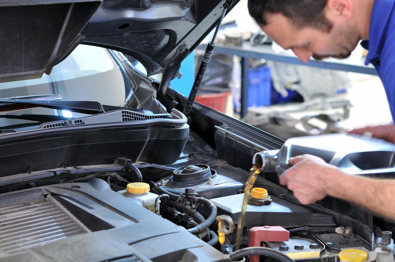 Mantenimiento: Cómo elegir el mejor aceite para el motor