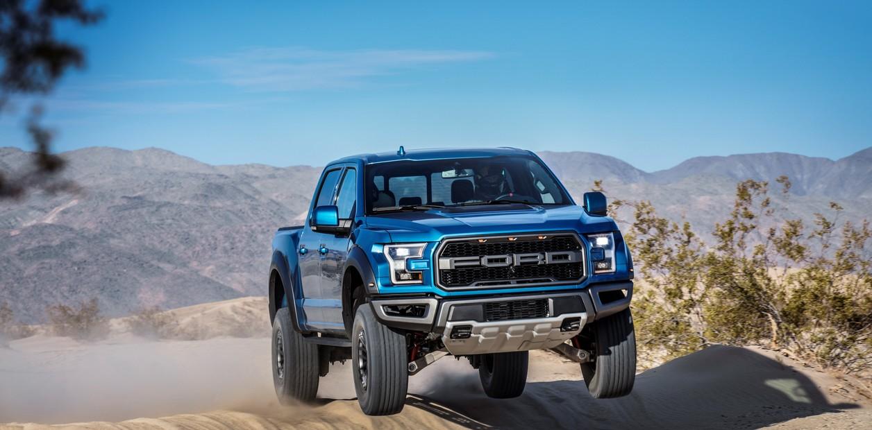 Las monstruosas pickups que Ford traerá al país y que las exhibirá en el verano | Garantia Plus