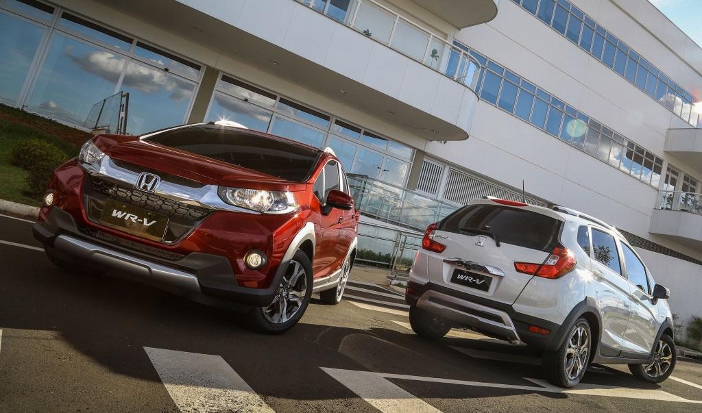 Lanzamiento: Honda WR-V en Argentina, desde $670.000 | Garantia Plus