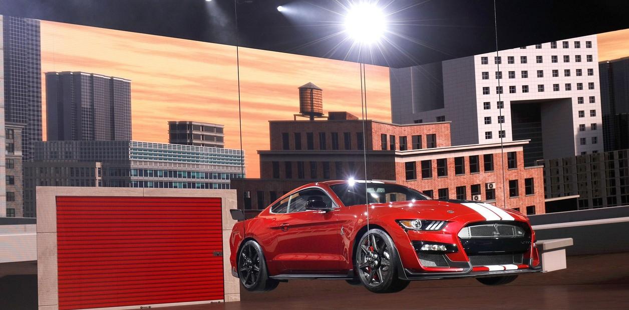 Salón del Automóvil de Detroit: la realidad se muestra muy distinta del futuro | Garantia Plus