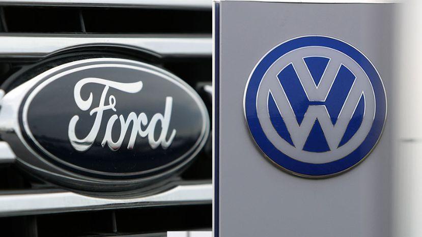 De rivales a socios: Ford y Volkswagen se unen para producir pick ups | Garantia Plus