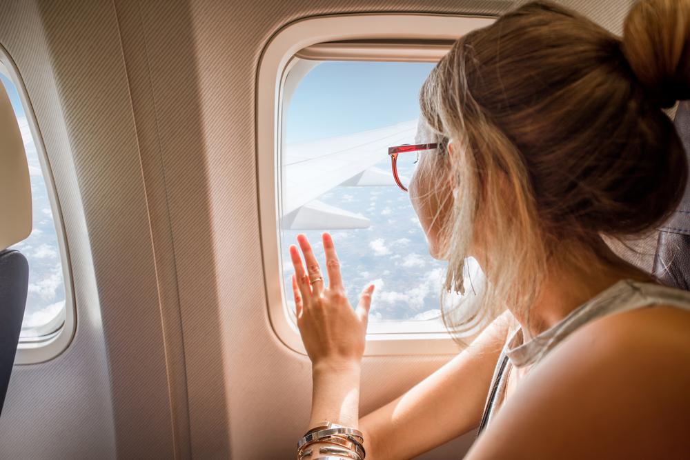 El momento del suspiro, prepárate para volar | Garantia Plus