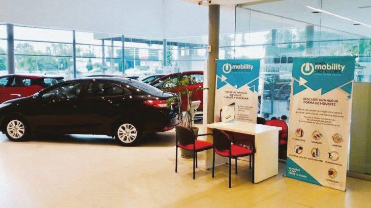 Toyota avanza con el alquiler de autos y lo amplía a más ciudades | Garantia Plus