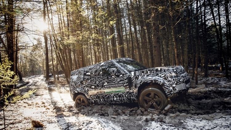 Land Rover Defender, el regreso de uno de los 4x4 más extremos | Garantia Plus