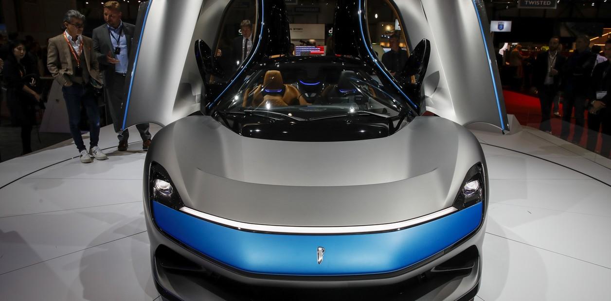 Los 20 autos espectaculares del Salón de Ginebra de marcas desconocidas | Garantia Plus