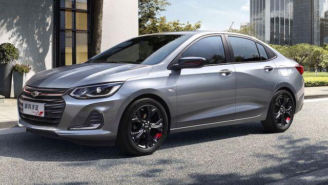 Más moderno y con nuevo nombre: Chevrolet presentó al sucesor del Prisma | Garantia Plus