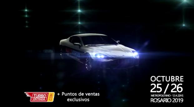 Por primera vez, Rosario tendrá su Salón del Automóvil | Garantia Plus