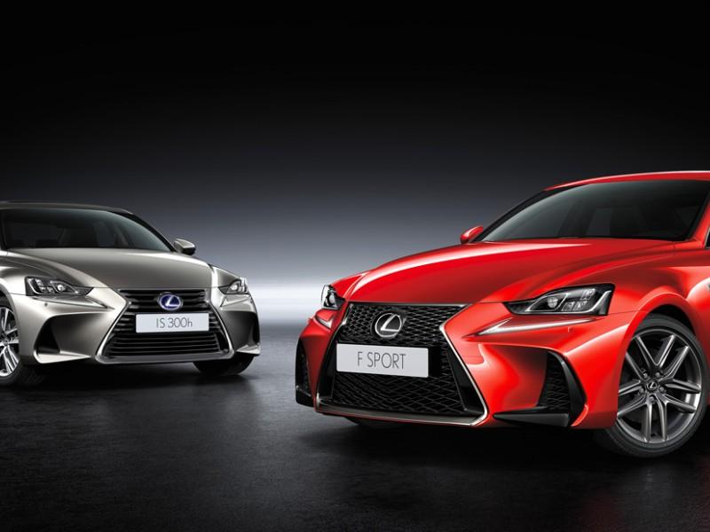 Cómo son y cuánto cuestan los nuevos Lexus IS y RC | Garantia Plus