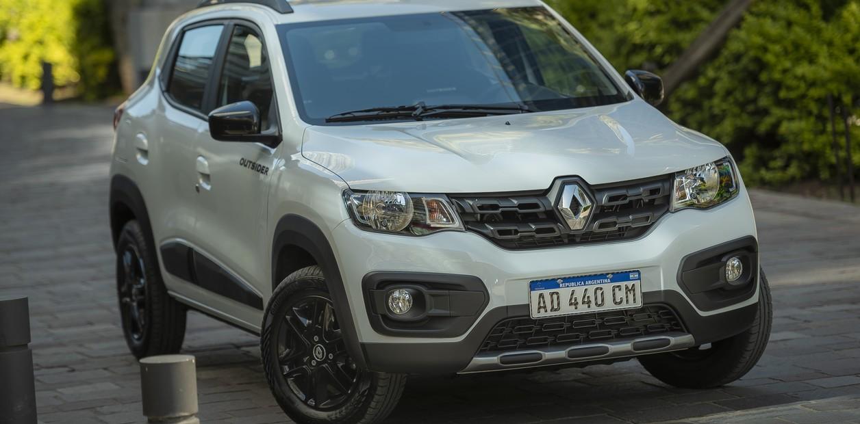 Renault Kwid Outsider: el chico de look aventurero | Garantia Plus