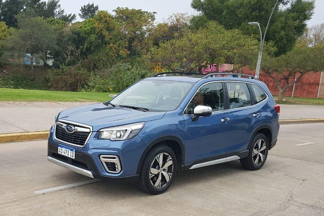 El nuevo Subaru Forester tiene las virtudes de siempre | Garantia Plus