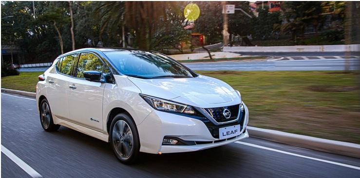 Presentación Nissan Leaf: llegó el eléctrico más vendido del mundo, al doble de lo que sale otros países | Garantia Plus