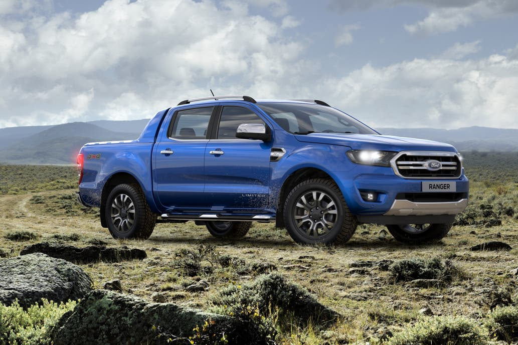 Nueva Ford Ranger: cambios que le sientan bien   Garantia Plus