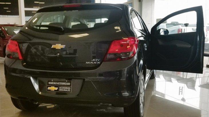 Chevrolet refuerza entrada de gama de las versiones JOY Maxx | Garantia Plus