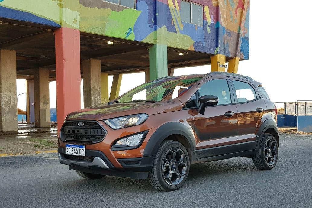 Test drive: Ford Ecosport Storm, preparado para el offroad | Garantia Plus
