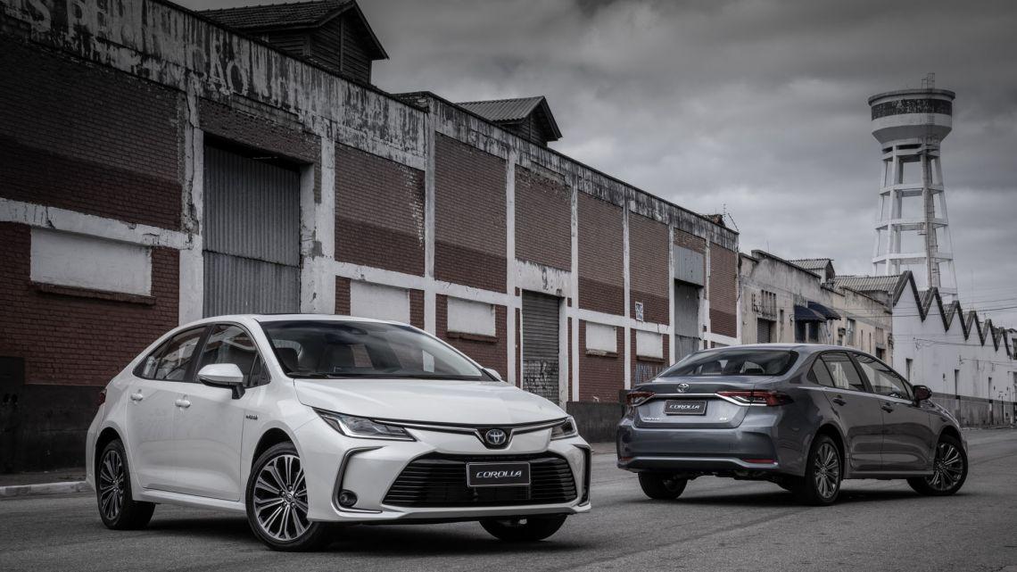 Así es el nuevo Toyota Corolla: todos los detalles | Garantia Plus