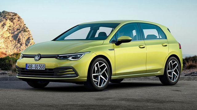 Volkswagen presentó la octava generación del Golf   Garantia Plus