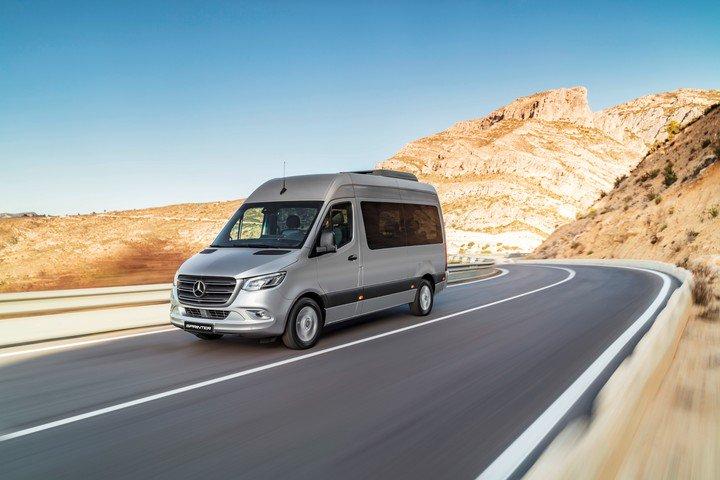 Mercedes-Benz Sprinter: cambios que van más allá del diseño | Garantia Plus
