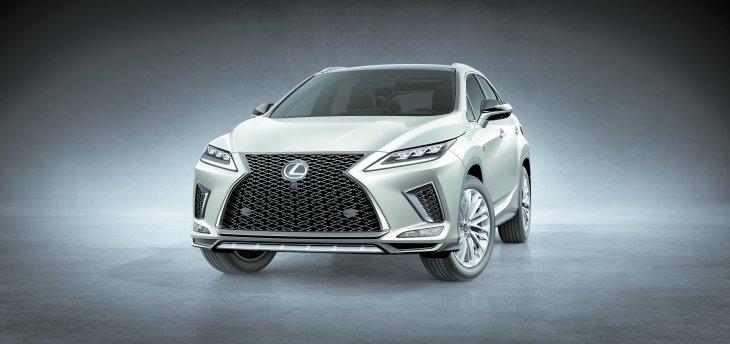 Lexus redobla la ofensiva en el país | Garantia Plus