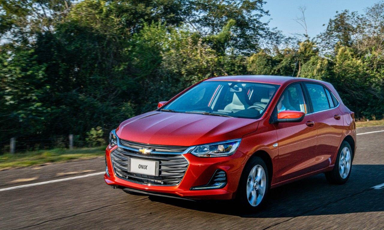 Chevrolet Onix Premier: un chico con la tecnología de los grandes | Garantia Plus