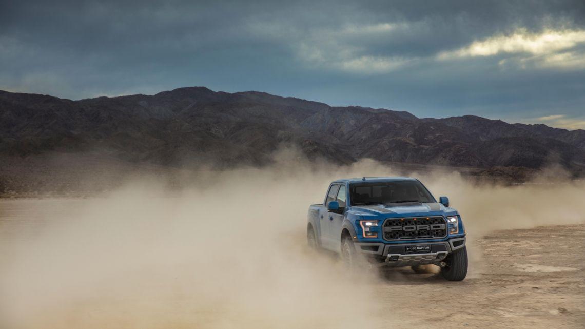 Ford lanzó la nueva F-150 Raptor en la Argentina | Garantia Plus