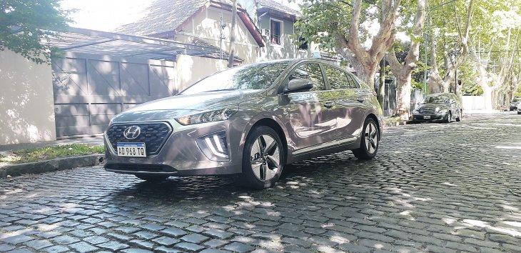 Hyundai Ioniq Hybrid: El placer de una conducción ecológica de gran performance | Garantia Plus