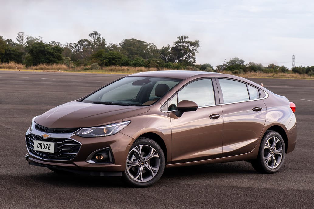 Test drive: Chevrolet Cruze Premier, como estar en casa | Garantia Plus