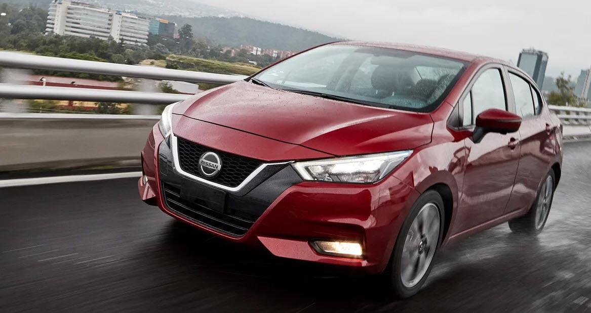 Nuevo Nissan Versa: con la elegancia y el estilo que le faltaba | Garantia Plus