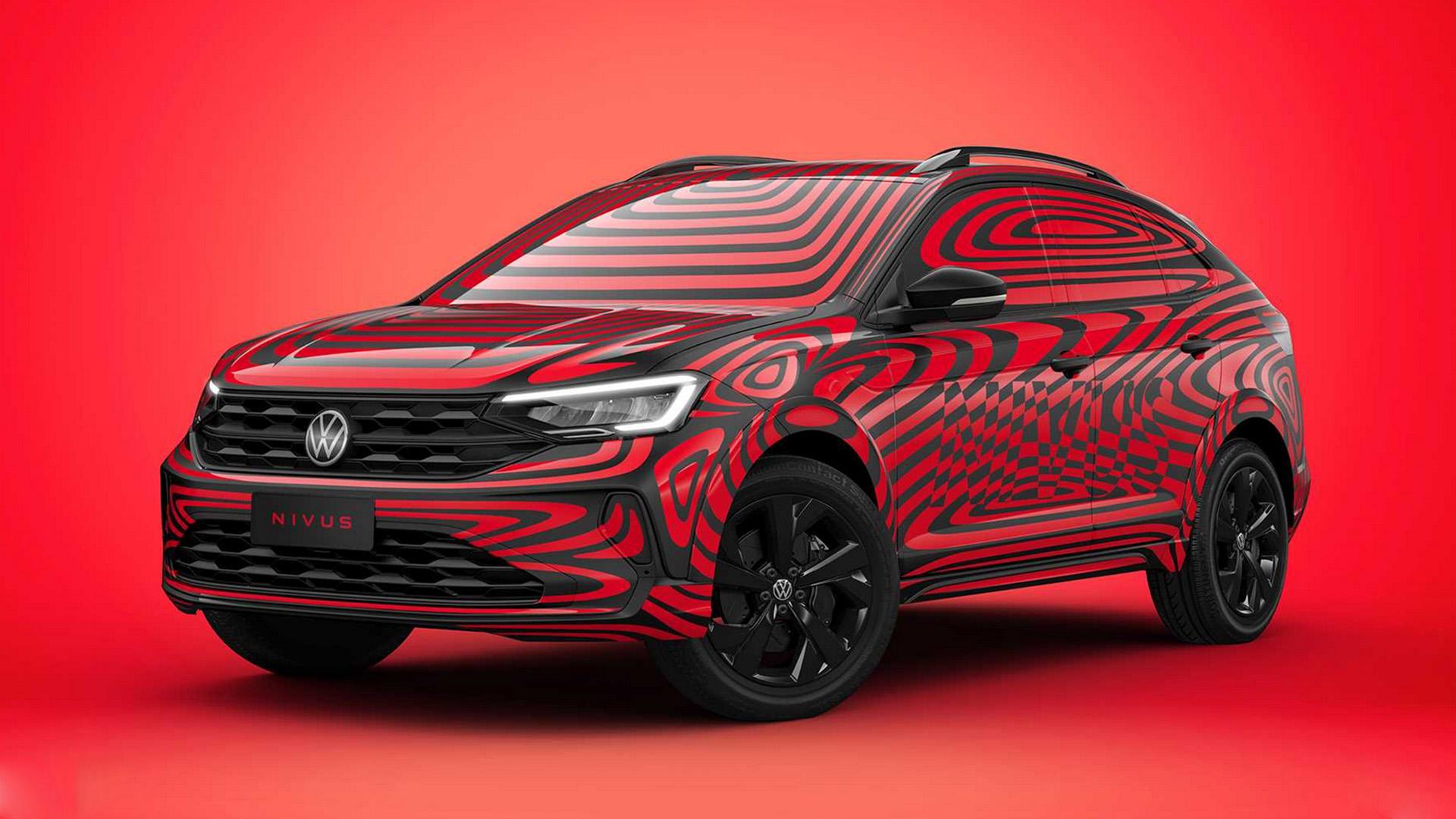 Volkswagen confirma el nuevo SUV Nivus para el segundo semestre | Garantia Plus
