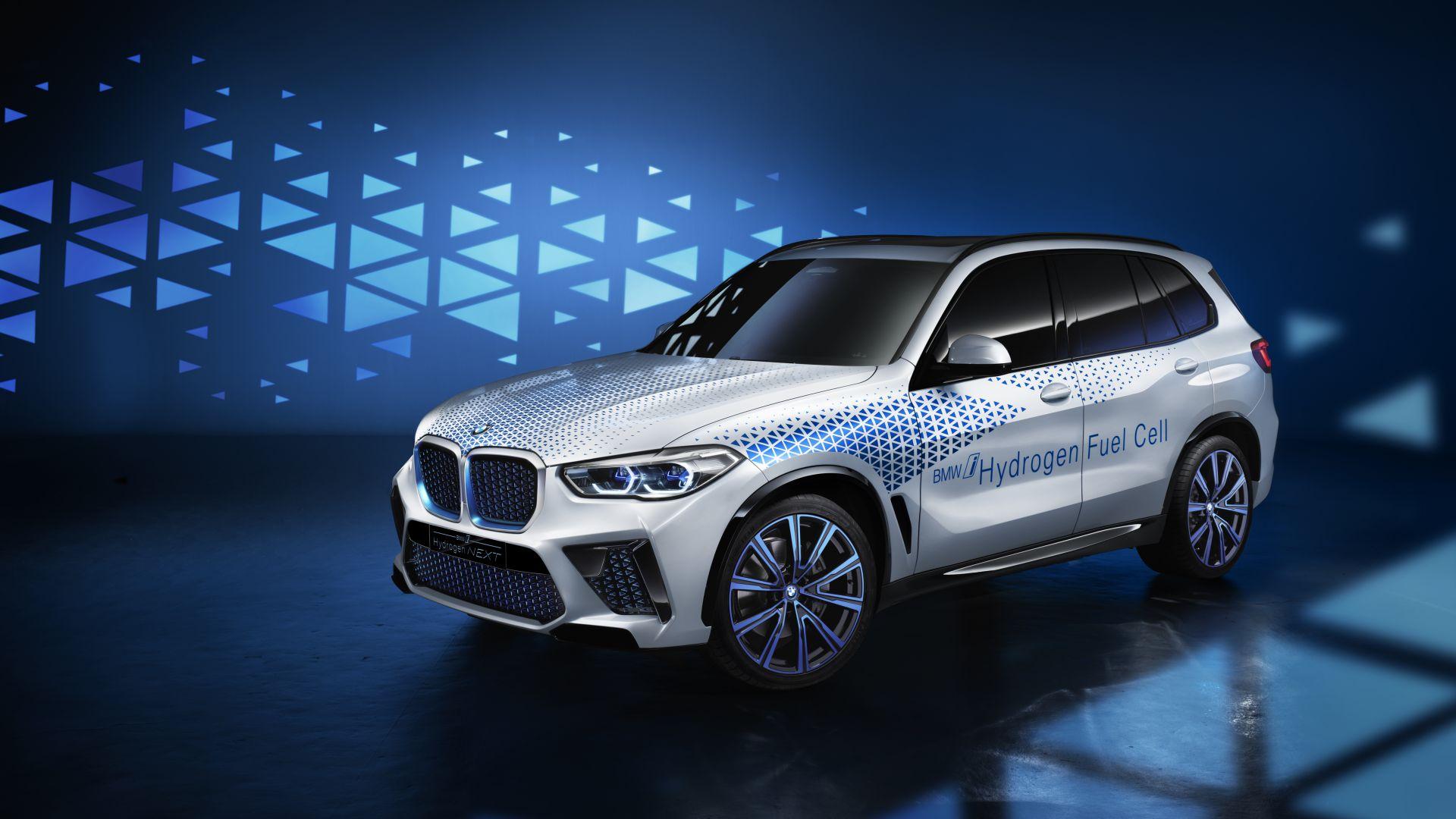 BMW muestra el camino hacia los autos de hidrógeno: por qué el i Hydrogen NEXT adelanta el futuro | Garantia Plus