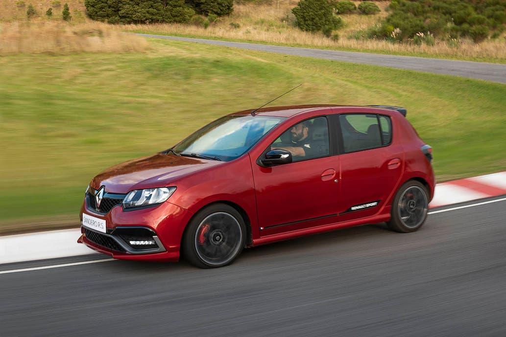 Lanzaron los nuevos Renault Sandero RS y GT Line | Garantia Plus