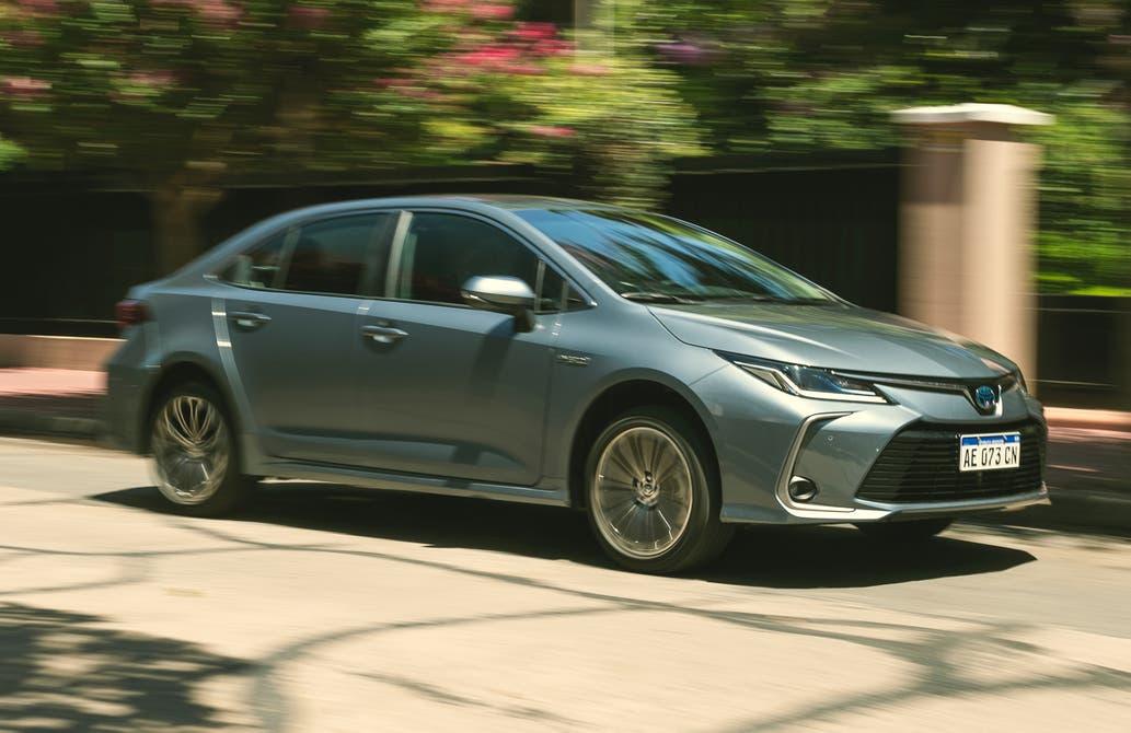 Test drive: Toyota Corolla Hybrid SE-G, al servicio de lo racional | Garantia Plus