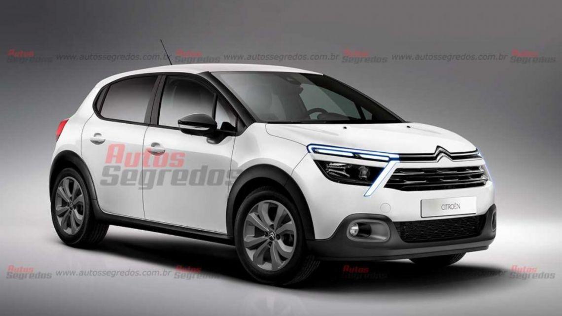 Citroën prepara al sucesor del C3, un sedán y un SUV | Garantia Plus