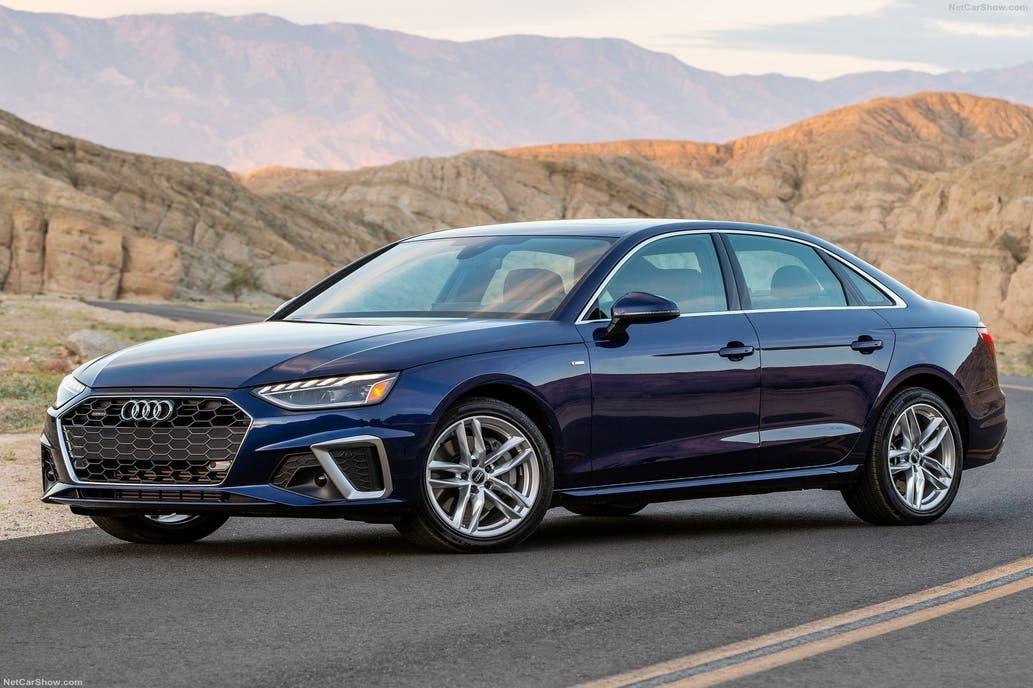Test drive: Audi A4, el gran señor de los cuatro anillos | Garantia Plus